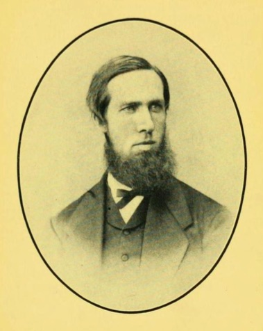 James Robertson, while a student at Princeton Theological Seminary, New York and student minister at Thamesville Presbyterian Church, Summer, 1867